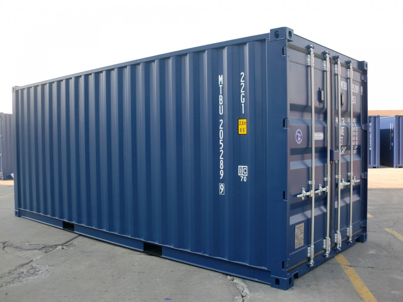 Ny 20ft container