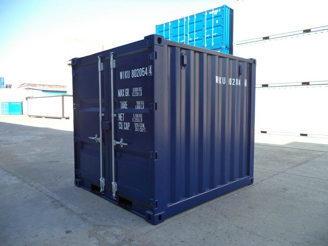 Ny 8ft container